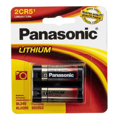 Bateria 2CR5 Panasonic 6V