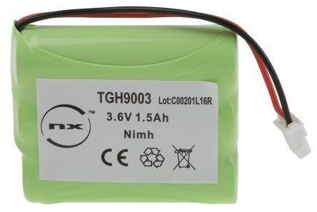 Bateria 3,6v 1500mah Aa Ni-mh