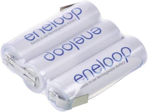 Bateria 3,6v 2000mah Nimh Panasonic Eneloop Série