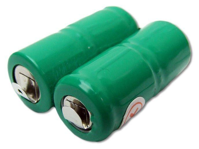Bateria 4,8v 1/3aa 150mah Ni-cd Com Terminal Recarregável