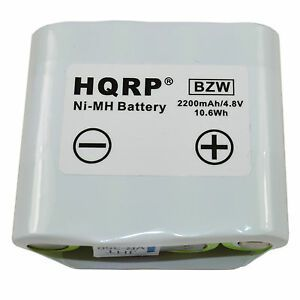 Bateria 4,8v 2200mah Para X-rite Xrite