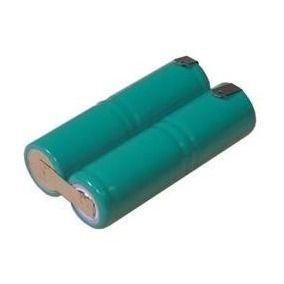 Bateria 4,8v 2/3a 1200mah Ni-mh Com 2 Terminais Recarregável