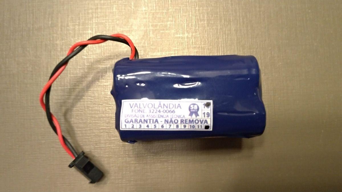 Bateria 4,8v 700mah Aa Ni-cd
