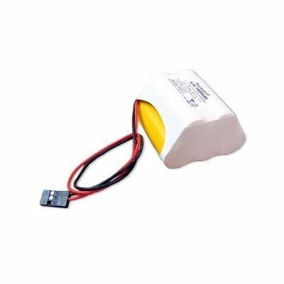 Bateria 6v 1000mah Aaa Com Conector Futaba