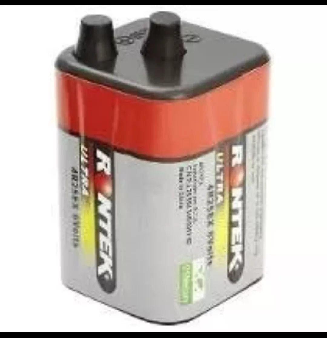 Bateria 6v 5ah 941 Rontek Para Lanterna