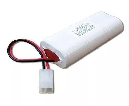 Bateria 7,2v 4/5 Sc Sub-c 1200mah Ni-mh Conector Tamiya