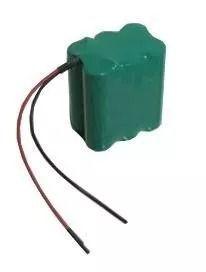 Bateria 7,2v Aaa 1000mah Ni-mh Com Fio Terminal Recarregável