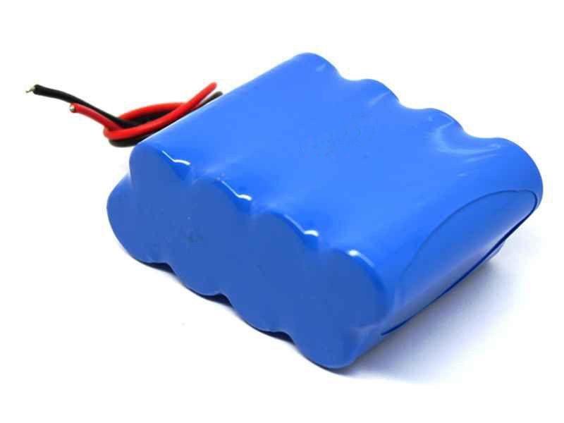 Bateria 9,6v Aa 1500mah Ni-mh Com 8 Celulas