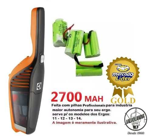 Bateria Aspirador Ergorapido Ergo:10-11-12-13-14