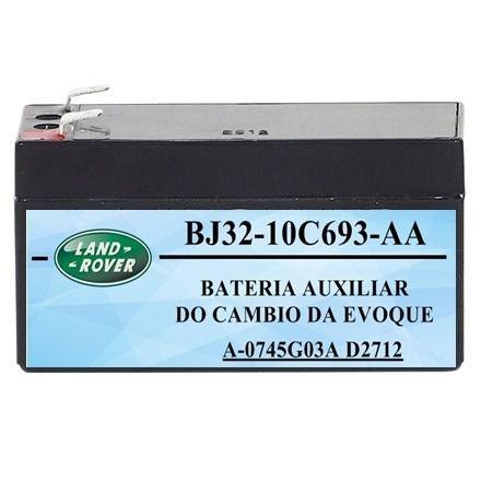 Bateria Auxiliar Do Cambio Da Evoque Bj32-10c693-aa