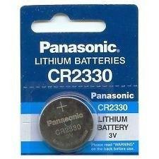 BATERIA BOTAO PANASONIC CR2330 3V LITHIUM