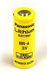 Bateria Br-a 3v Panasonic Lithium