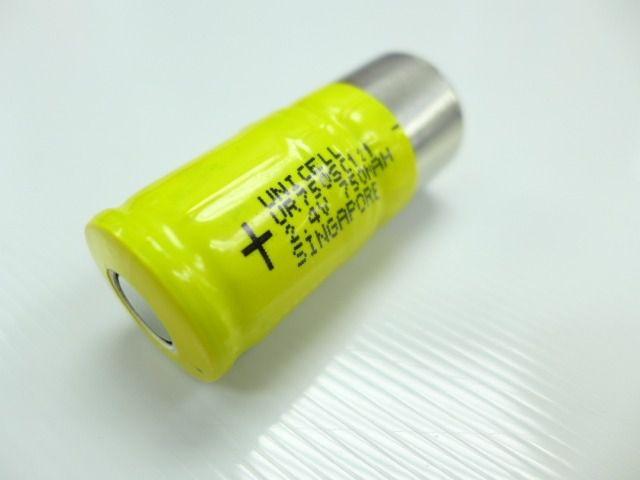 Bateria Dental 2,4v 2/3sc - Waterpik Irrigador Super Fresh