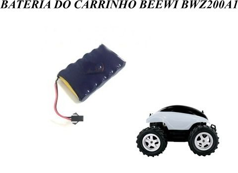 Bateria Do Carrinho Beewi Bwz200a1 Aaa 7,2v 700mah Smp02