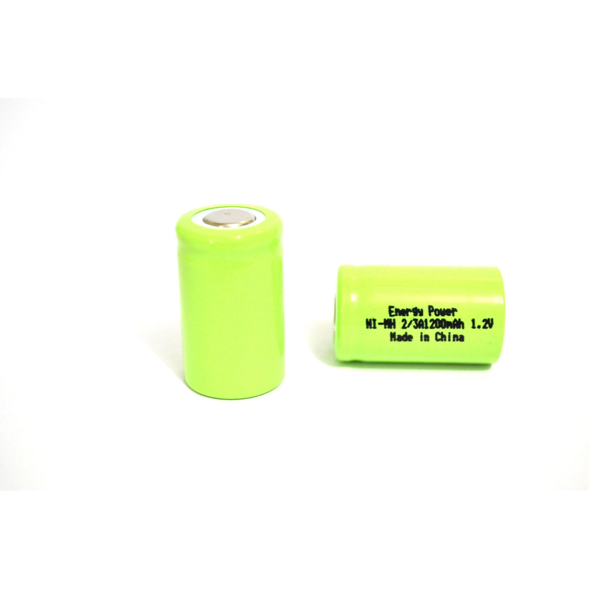 BATERIA ENERGY POWER  2/3A 1200MAH 1,2V NI-MH