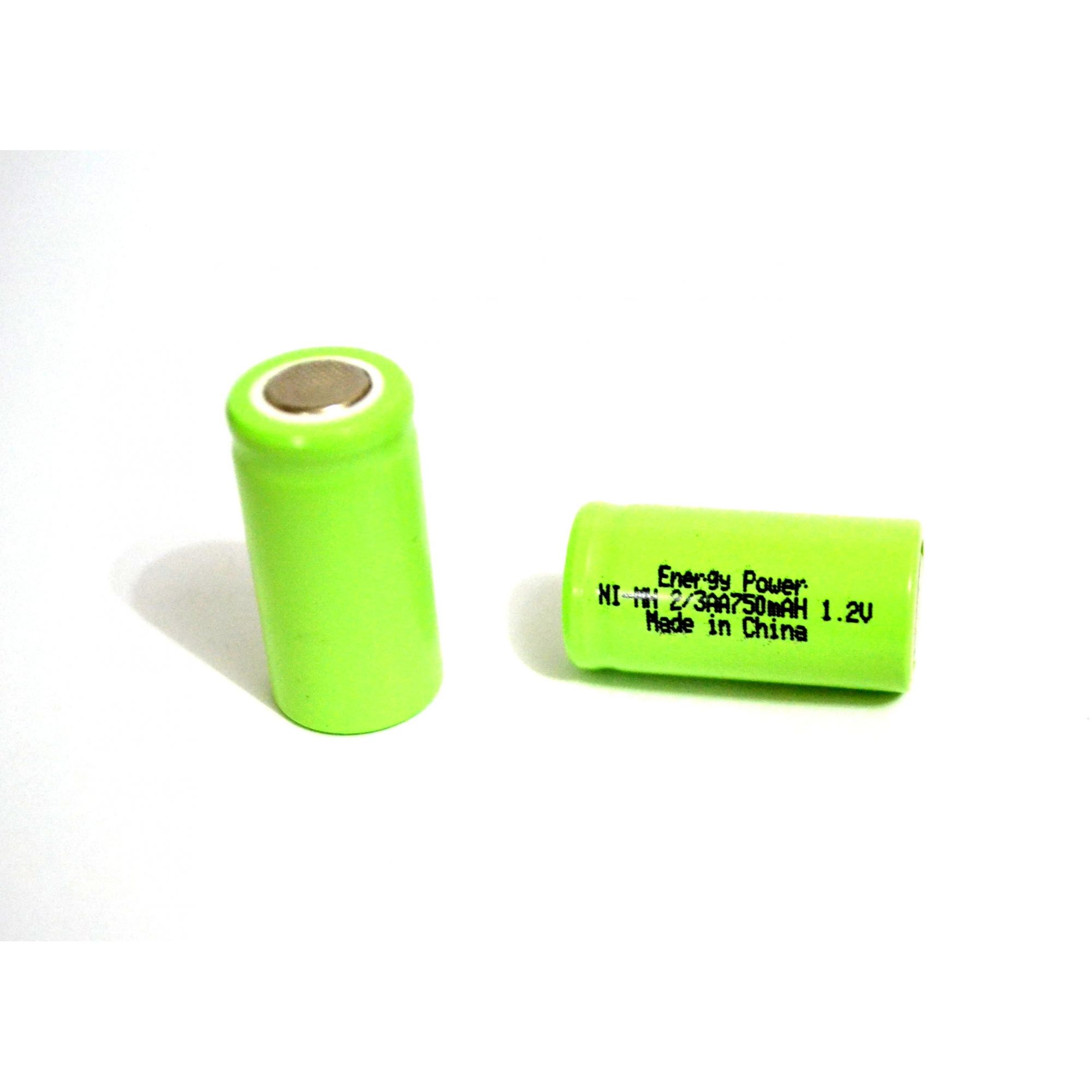 BATERIA ENERGY POWER  2/3AA 750MAH 1,2V NI-MH