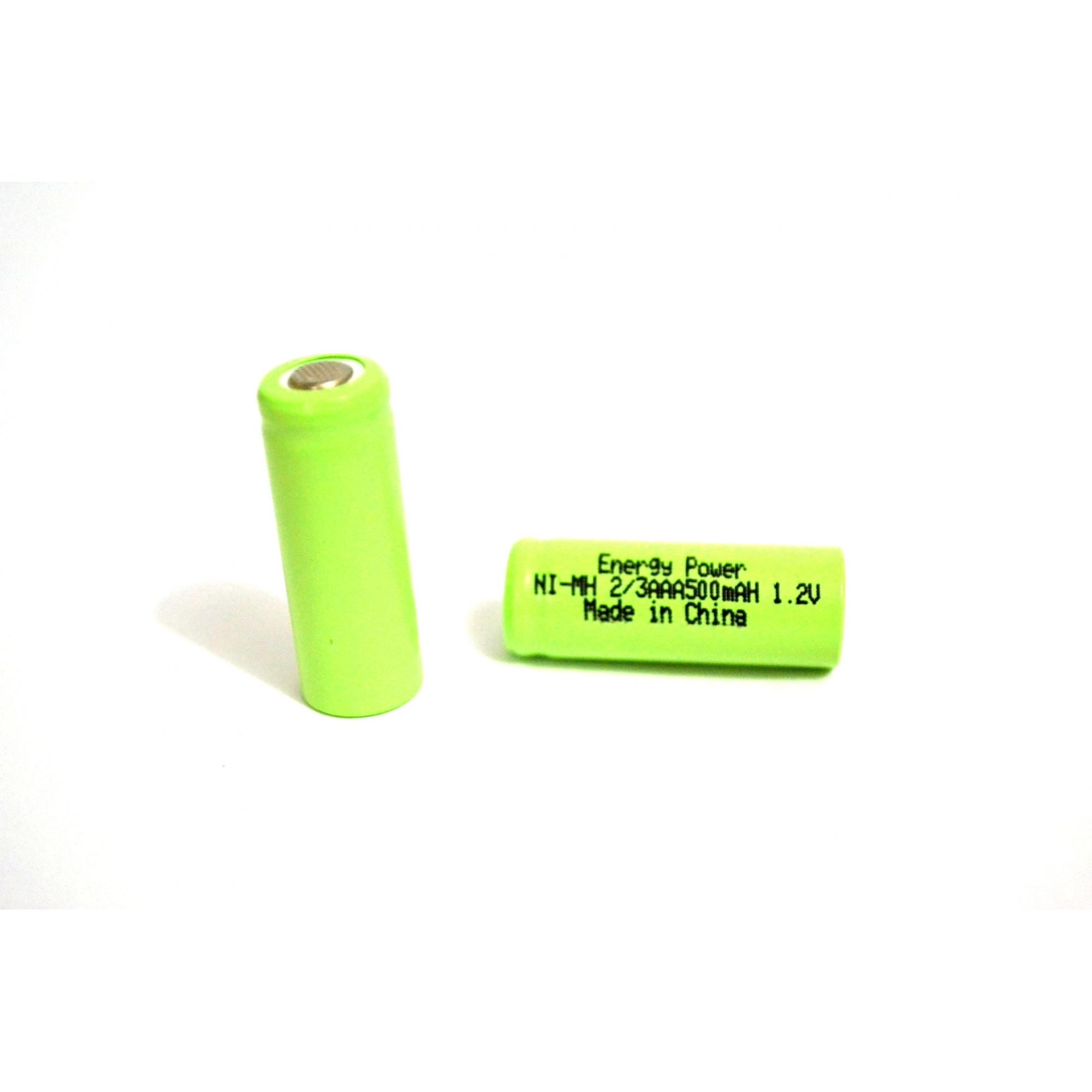 BATERIA ENERGY POWER 2/3AAA 500MAH 1,2V NI-MH