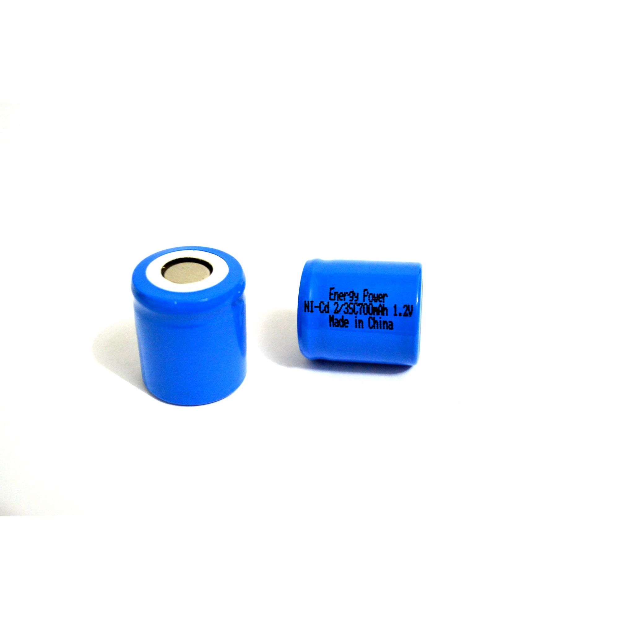 BATERIA ENERGY POWER 2/3SC 700MAH 1,2V NI-CD