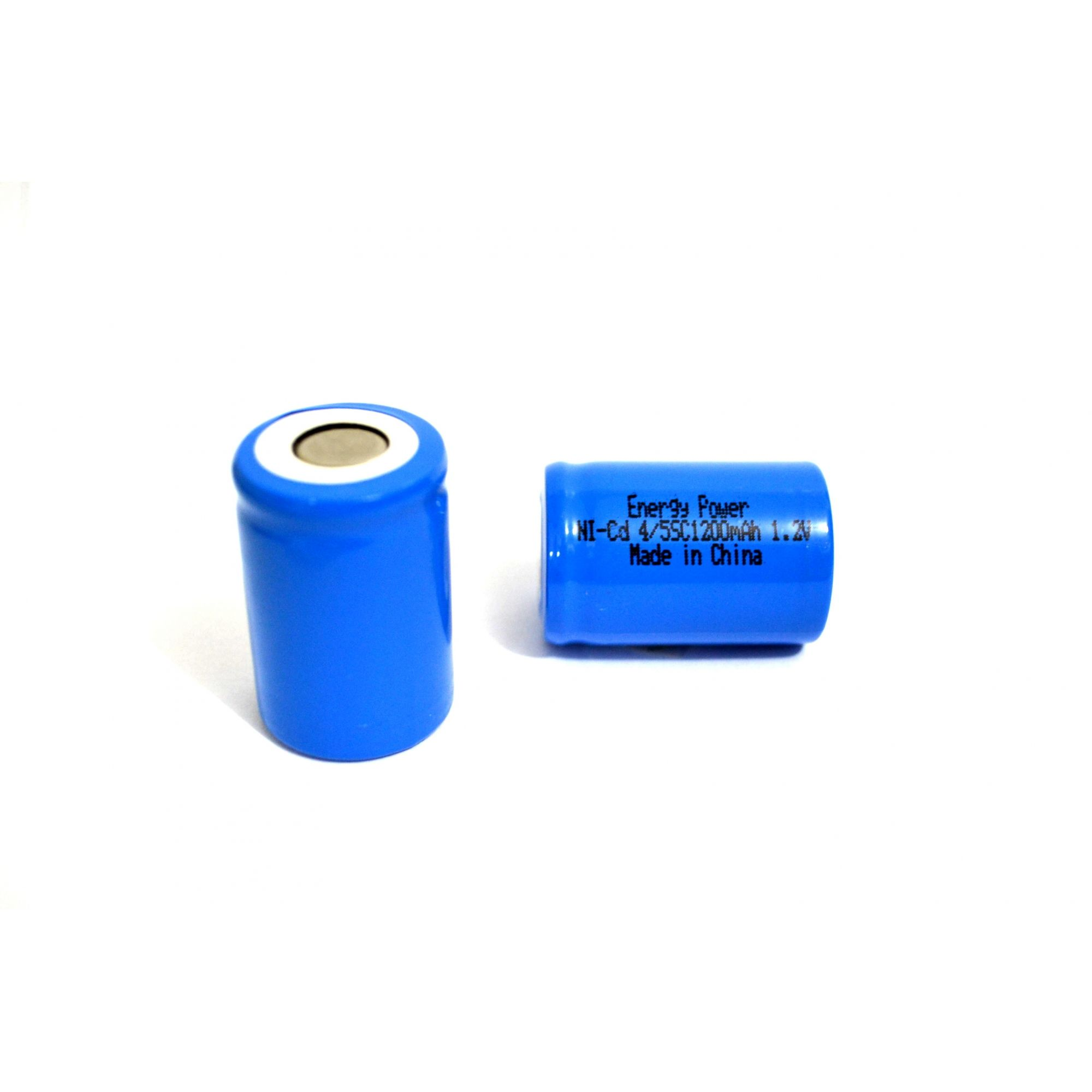 BATERIA ENERGY POWER 4/5SC 1200MAH 1,2V NI-CD