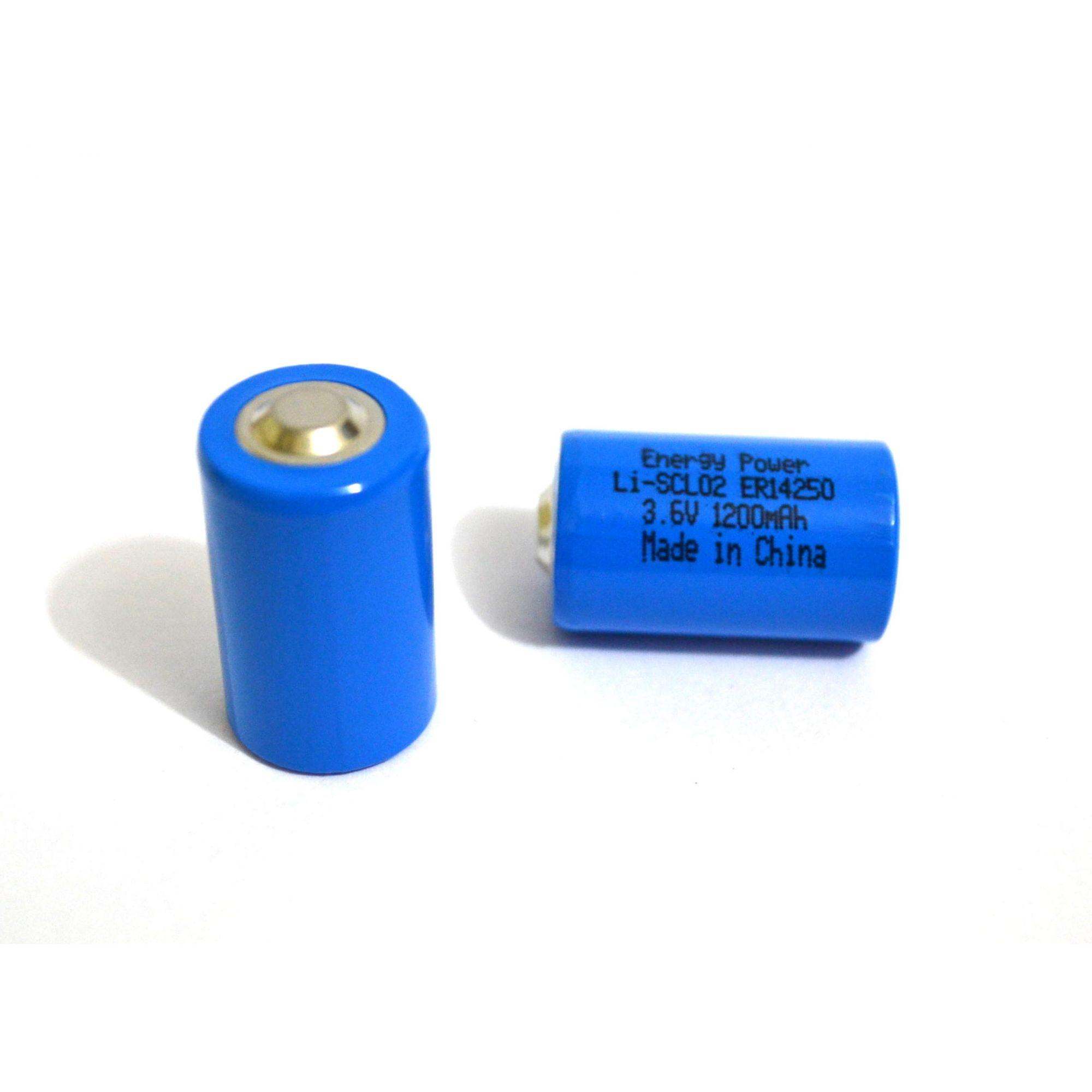 BATERIA ENERGY POWER ER14250 3,6V LITHIUM