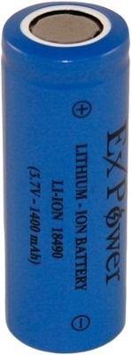 Bateria Icr18500 3,7v 1400mah Lion Energy Power