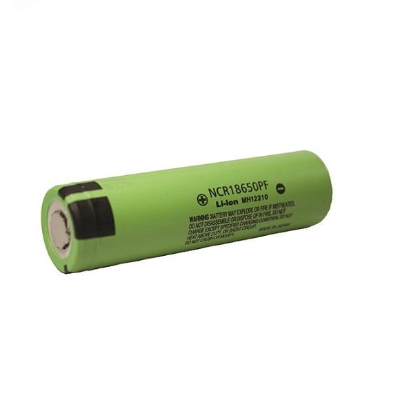 Bateria 18650 3,6V 3350mAh Alta Descarga 2C Panasonic