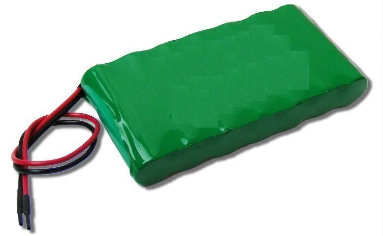 Bateria Pack 8,4v Aa 700mah Ni-cd Fio Terminal Recarregável