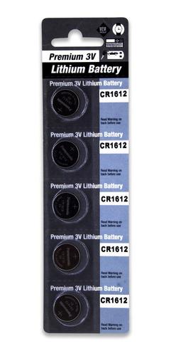 Bateria Panasonic Cr1612 3v Bateria Original