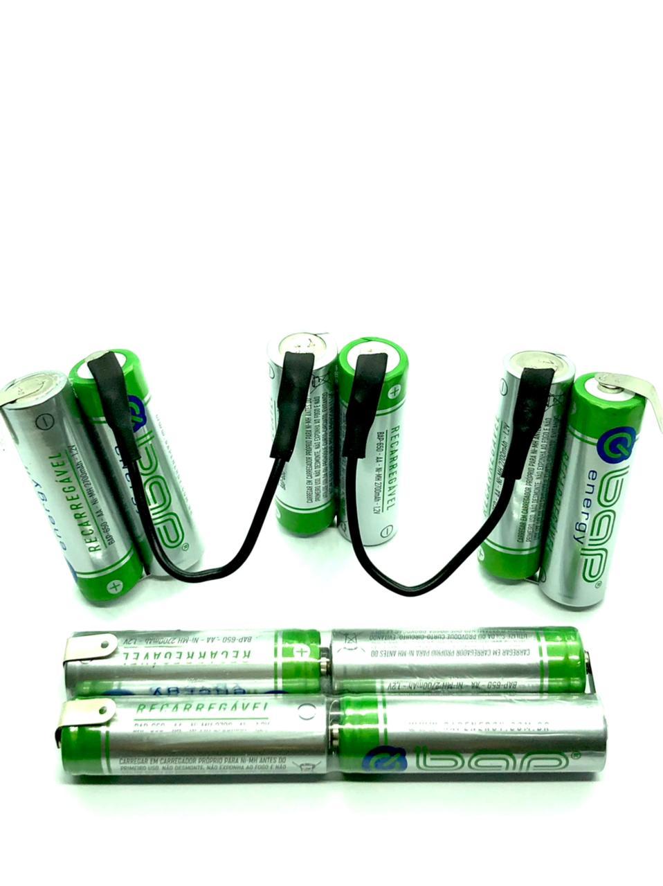 Bateria Para Aspirador Electrolux Ergo1 Ergo2 Ergo3 Ergo4