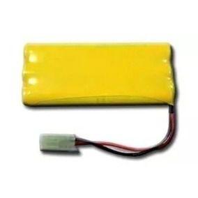 Bateria Para Carrinho 7,2v 700mah Aa Nicd Sanyo