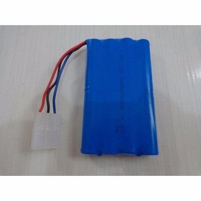 Bateria Para Carrinho 9,6v 500mah 3 Fios Ni-cd