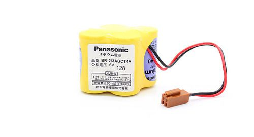 Bateria Para Cnc Fanuc Panasonic Br-2/3agct4a