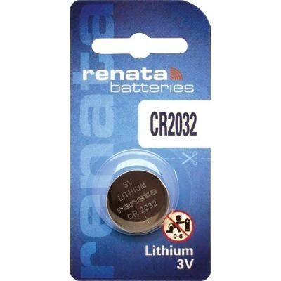Bateria Renata Cr2032 Lithium 3v 235mah Swiss Made Original