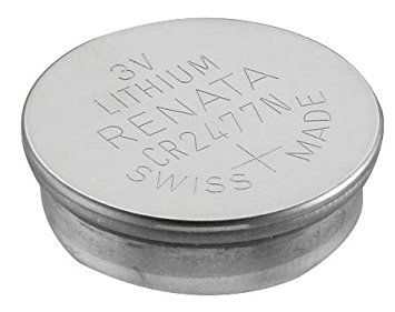 Bateria Renata Cr2477n 3v Lithium - Swiss Made