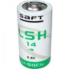 BATERIA SAFT LSH14 3,6V LITHIUM