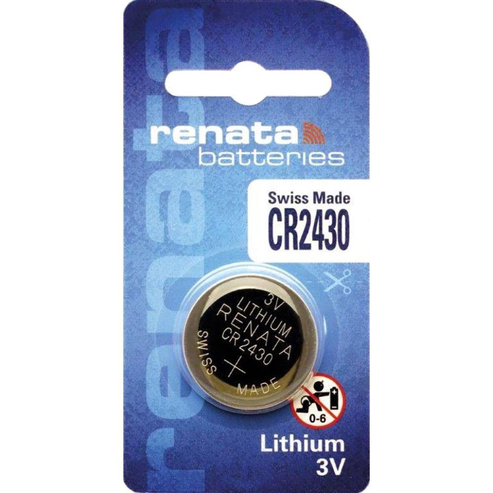 Baterias Cr2430 3v Renata  Original