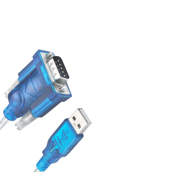 CABO VGA DB9 X SERIAL USB 80CENTIMETROS FLEX
