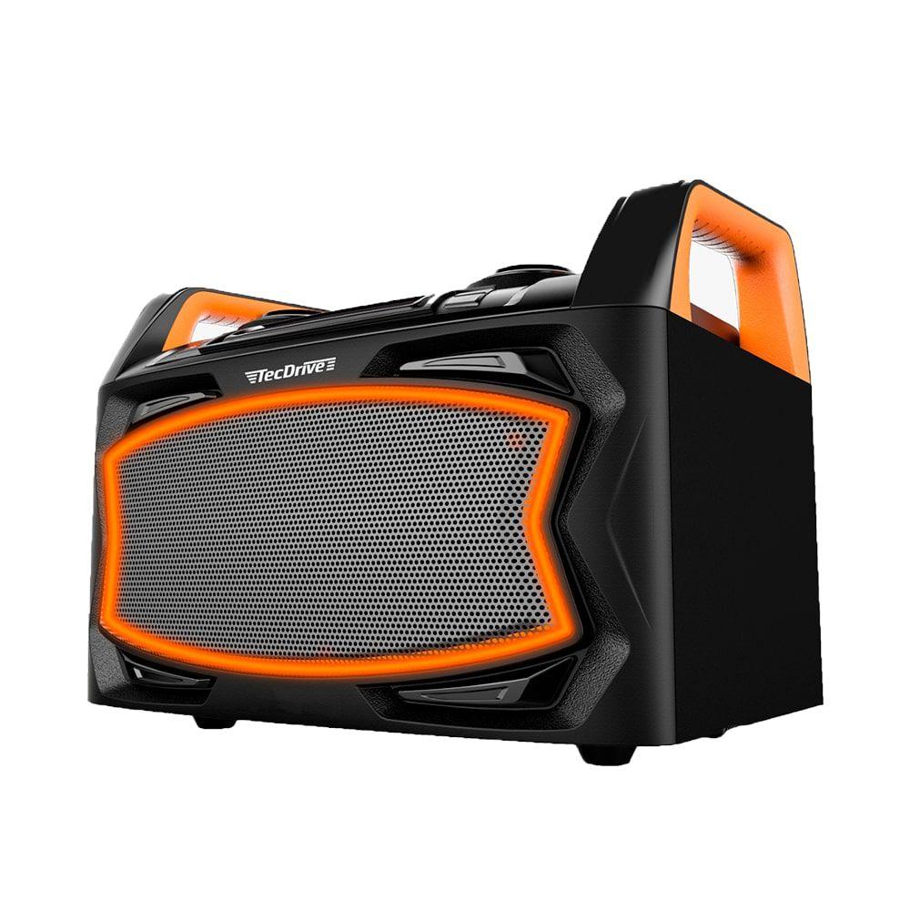 CAIXA DE SOM AMPLIFICADA BLUETOOTH - DJ30 90W FLEX