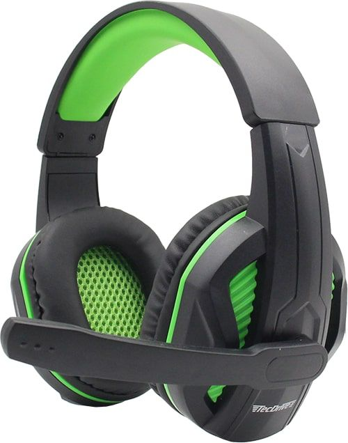 HEADSET PC GAMER COM CONTROLE DE VOLUME NO CABO HASTE REGULAVEL