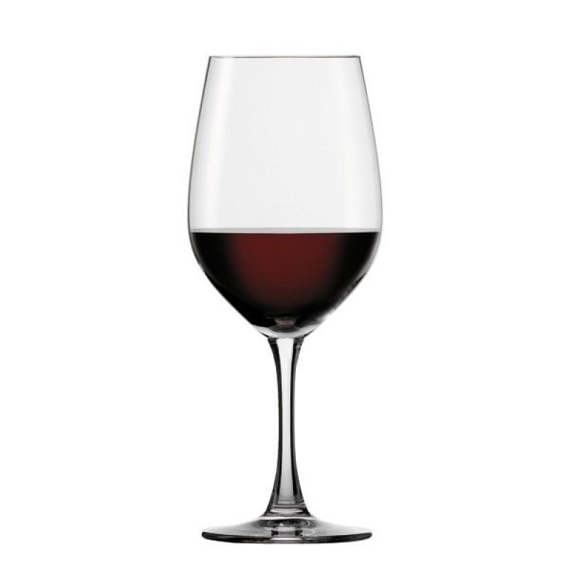 CONJUNTO DE 04 TAÇAS 710 ML SPIEGELAU SALUTE BORDEAUX GLASS