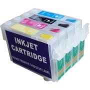 Cartuchos Recarreg�veis Bulk Ink para Impressoras Epson TX115 TX105 T23 T24