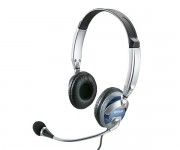 Fone de Ouvido Professional Headset com Microfone Multilaser PH026