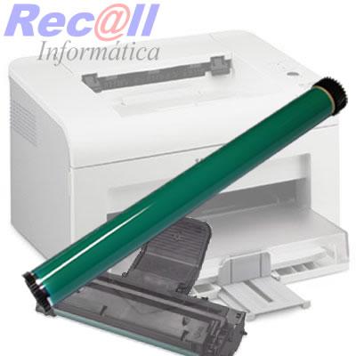 Cilindro para Toner Samsung ML 1610 2010 SCX 4521 4523 Green engrenagem