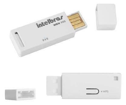 Adaptador USB Wireless WI-FI 150Mbps Intelbras WBN900