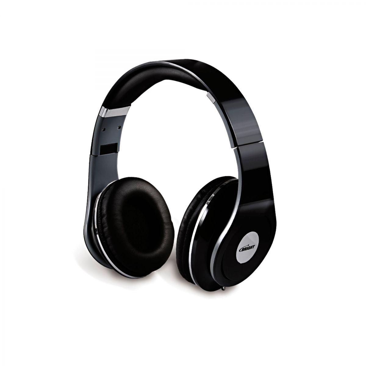 Fone de Ouvido Headphone Bootz Preto 32 Ohms 0300 Bright