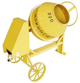 Betoneira 250 litros  - TREVO LOCAÇÕES