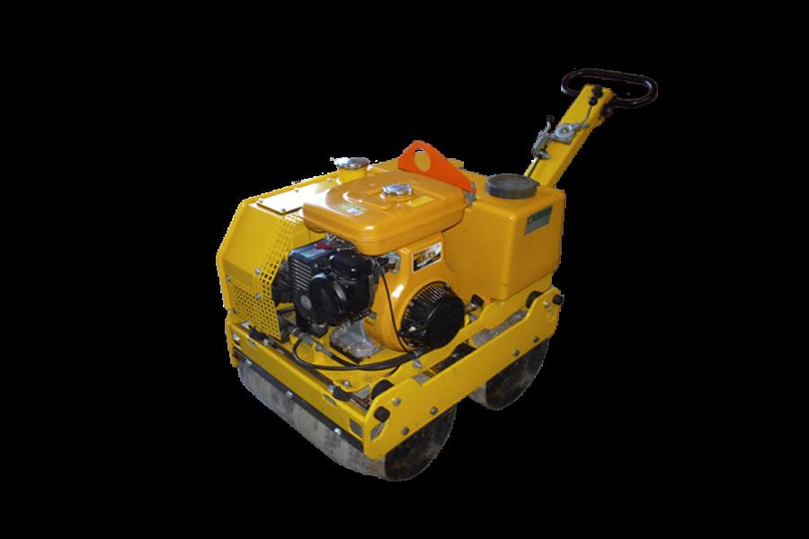 Rolo Compactador - DVH 550  - TREVO LOCAÇÕES