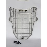 Protetor De Farol Yamaha Teneré 660 Grade Inox