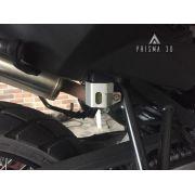 Protetor De Fluido De Freio Traseiro Bmw F800 Gs F800gs até 2013