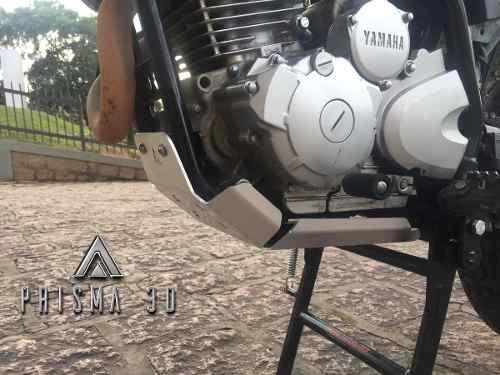 Protetor De Cárter Yamaha Teneré 250 Alumínio